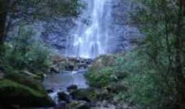 Ortigueira - cachoeira veu da noiva, Por Welton Garcez
