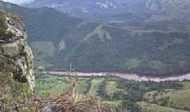 Ortigueira - Rio Tibagi - foto Trilheirosdocambe