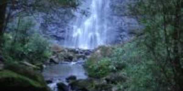cachoeira veu da noiva, Por Welton Garcez