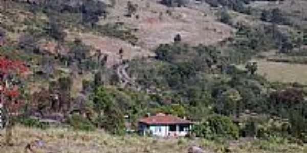 Imagem da região de Ortigueira-PR-Foto:Vanderlei Bissiato