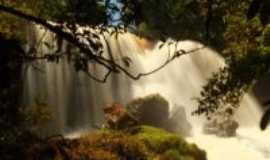 Ouro Verde do Oeste - CACHOEIRA RECANTO NOSSA SENHORA APARECIDA-Foto:RECANTO NOSSA SENHORA APARECIDA