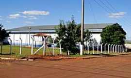 Ouro Verde do Oeste - Ginásio de Esportes da Arena de Rodeio-Foto:Ricardo Mercadan