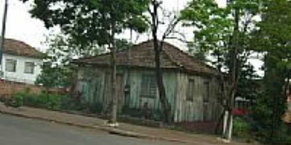 Casa antiga-Foto:Artemio C.Karpinski