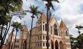 Paiçandu - Igreja Matriz de Paiçandu - PR Foto Paiçanduagora