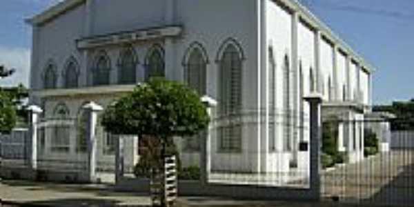 Igreja da Congregação Cristã do Brasil-Foto:Natan Rosa