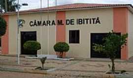 Ibititá - Câmara Municipal de Ibititá-BA-Foto:newtoncd