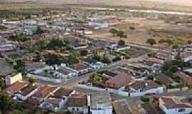 Ibititá - Vista aérea da cidade de Ibititá-BA-Foto:newtoncd