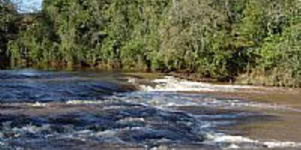 Rio Taquara em Paiquerê por Marcelo Castro