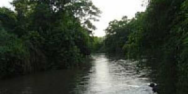 Rio Taquara em Paiquerê por Naziel Salustiano