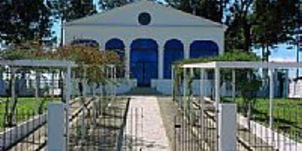 Santuário N.Sra.de Fátima em Palmas-PR-Foto:Rogério E. Schmidt