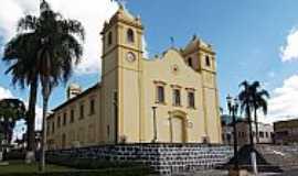 Palmeira - Igreja de N.Sra.da Conceição em Palmeira-PR-Foto:ajmeira