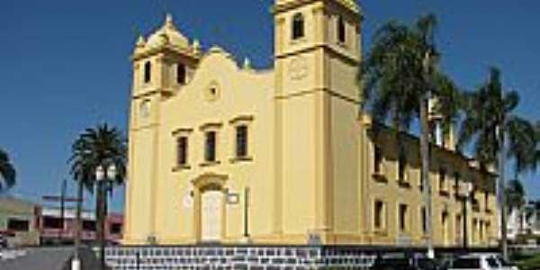 Igreja de N.Sra.da Conceição em Palmeira-PR-Foto:olhares.sapo.pt