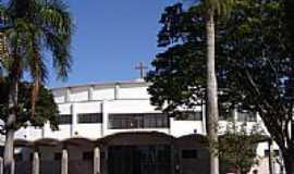 Palotina - Igreja Matriz de S. Vicente Palotti foto Vicente A. Queiroz