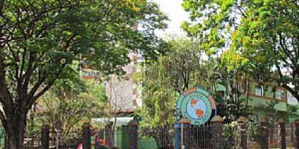 Palotina-PR-Escola Terra do Saber-Foto:Ricardo Mercadante