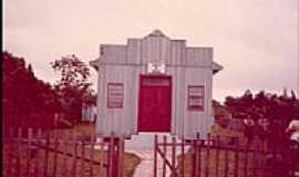 Paranaguá - Igreja da Congregação Cristã do Brasil em Paranaguá-Foto:Congregação Cristã.NET