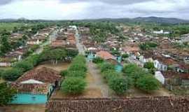Ibitupa - Ibitupã-BA-Vista da cidade-Foto:painhoadj.blogspot.com