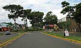 Paranava� - Paranava�-PR-Rotat�ria na Av.Heitor Alencar Furtado-Foto:LEOPBS