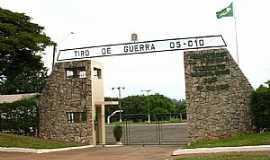 Paranavaí - Paranavaí-PR-Tiro de Guerra-Base Militar-Foto:LEONARDO DASILVA