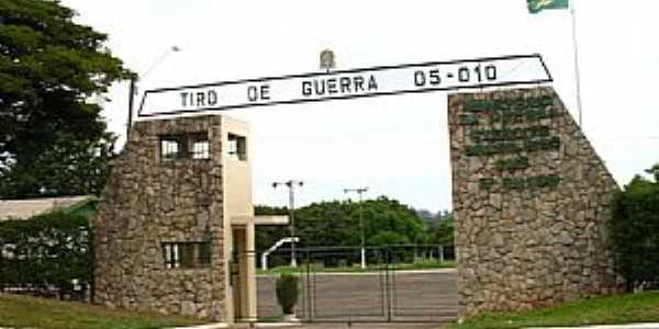 Paranavaí-PR-Tiro de Guerra-Base Militar-Foto:LEONARDO DASILVA
