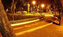 Pato Bragado - Pato Bragado-PR-Praça Central-Foto:Gabriel Durdos