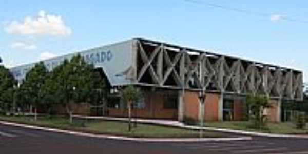 Pato Bragado-PR-Terminal Rodoviário-Foto:Ricardo Mercadante