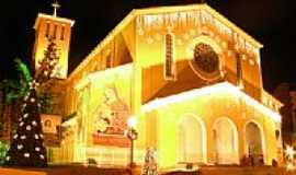 Pato Branco - Igreja Matriz de São Pedro Apóstolo de Pato Branco-Foto:Henrique von Hertwig…