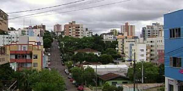 Pato Branco-PR-Avenida principal-Foto:Artemio Clides Karpinski