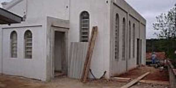 Igreja da Congregação Cristã do Brasil em Paula Freitas-Foto:Congregação Cristã.NET