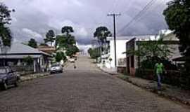 Paulo Frontin - Rua da cidade-Foto:Artemio C.Karpinski