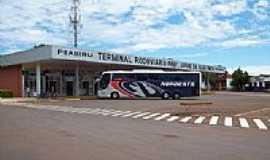 Peabiru - Terminal Rodoviário-Foto:Tião