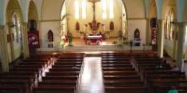 Igreja Matriz vista interna, Por Edson