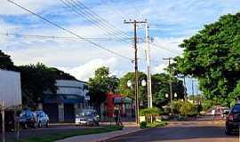Perobal - Avenida Principal em Perobal PR - Por Ricardo Mercadante