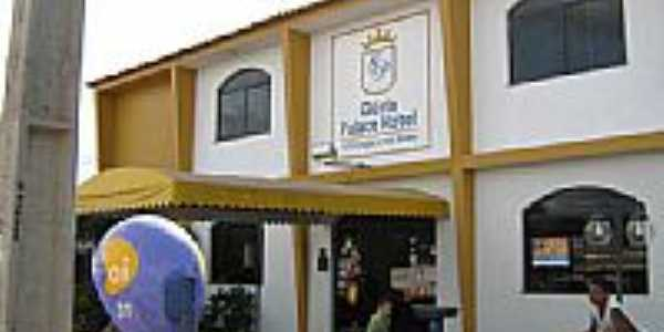 Gl�ria Palace Hotel em Ibotirama-Foto:vinicius7.7