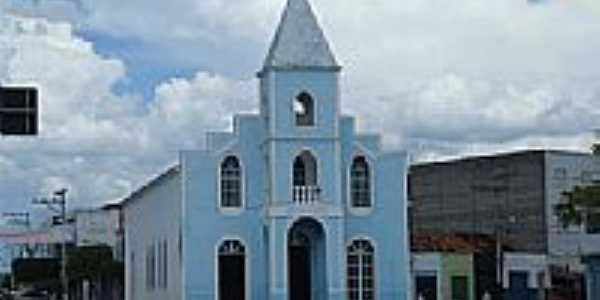 Igreja de N.Sra.da Guia em Ibotirama-Foto:rsound
