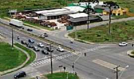 Pinhais - Indústria na Rodovia João Leopoldo-Foto:marlosluft
