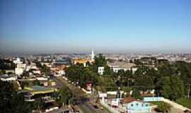 Pinhais - Vista da cidade-Foto:Felipe Stefaniack