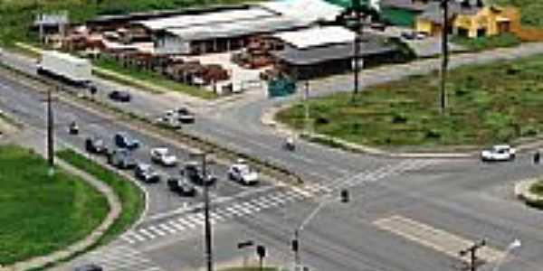 Indústria na Rodovia João Leopoldo-Foto:marlosluft