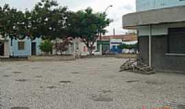 Ichu - Praça da Matriz-Foto:acleriston