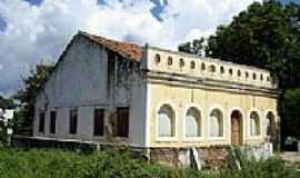Icó - Antigo Hotel Pavão em Icó-Foto:tieteiro.