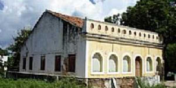 Antigo Hotel Pavão em Icó-Foto:tieteiro.