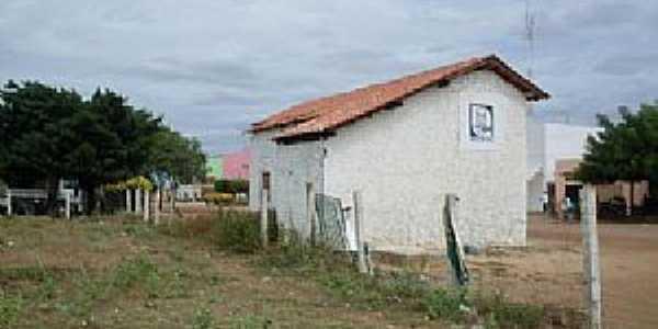 Icó-BA-Casa da antiga Estação Ferroviária-Foto:Sydney Corrêa