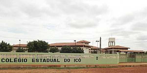 Icó-BA-Colégio Estadual-Foto:escolas.educacao.ba.gov.br