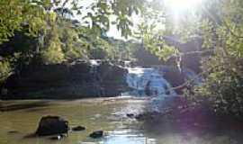 Pitanga - Cachoeira na 5 Encruzilhadas-Foto:F�bio Manchur