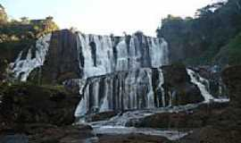 Pitanga - Cachoeira na Marrequinha-Foto:F�bio Manchur