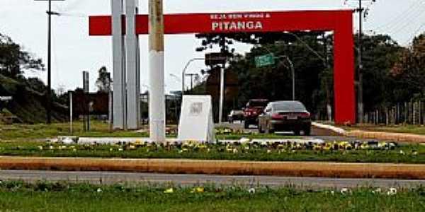 Pitanga - Paraná - Brasil