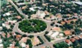Planaltina do Paraná - praça matriz , Por MANOEL BUENO PENTEADO FILHO
