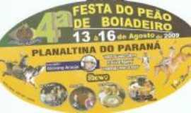 Planaltina do Paraná - festa niver da cidade, Por MANOEL BUENO PENTEADO FILHO