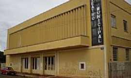 Ponta Grossa - Cine Pax no prédio do Teatro Municipal  em Ponta Grossa-Foto:Rafael Klimek