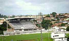 Ponta Grossa - Estádio Germano Krüger em Ponta Grossa-Foto:Rafael Klimek