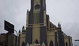 Ponta Grossa - Igreja do Sagrado Coração de Jesus[Polacos] em Ponta Grossa-Foto:Rafael Klimek